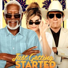 Just Getting Started poster (Broad Green Pictures)