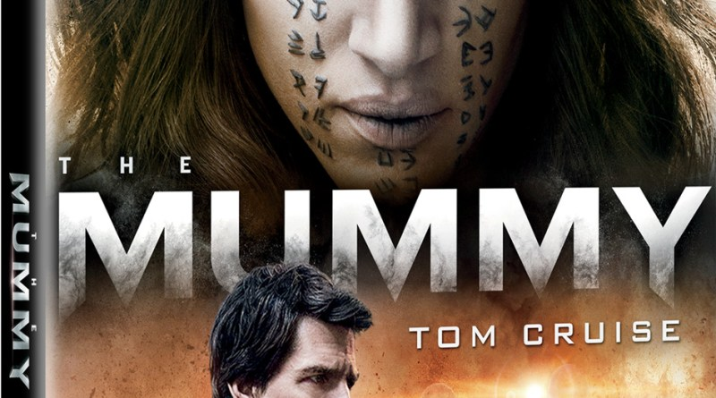 The Mummy 4K Ultra HD/Blu-Ray/Digital HD (Universal Pictures Home Entertainment)