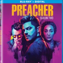 Preacher Season 2 Blu-Ray/DVD (Sony Pictures Home Entertainment)