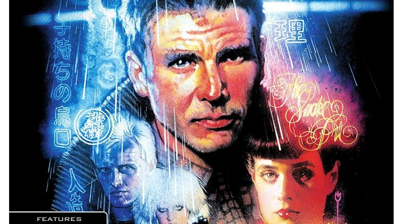 Blade Runner: The Final Cut 4K Ultra HD/Blu-Ra/DVD (Warner Bros. Home Entertainment)
