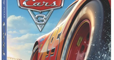 Cars 3 4K Ultra HD/Blu-Ray/Digital HD (Walt Disney Studios Home Entertainment)