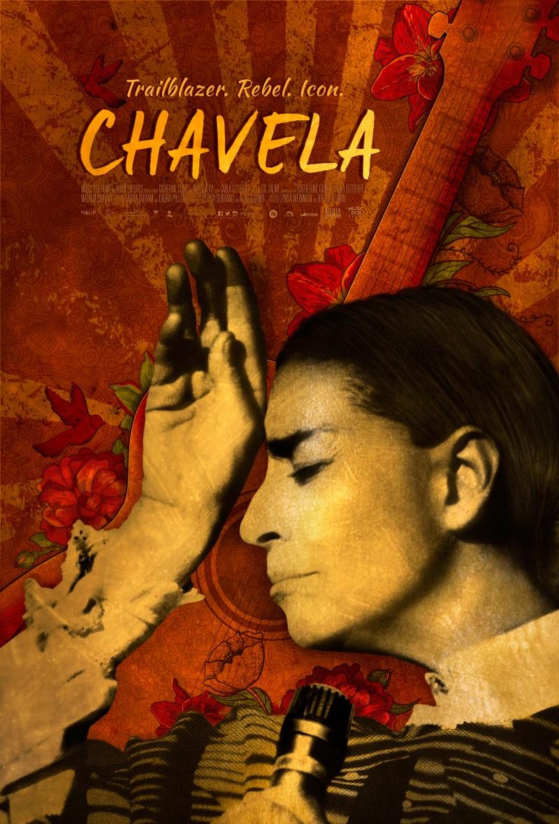 Chavela poster (Music Box Films)
