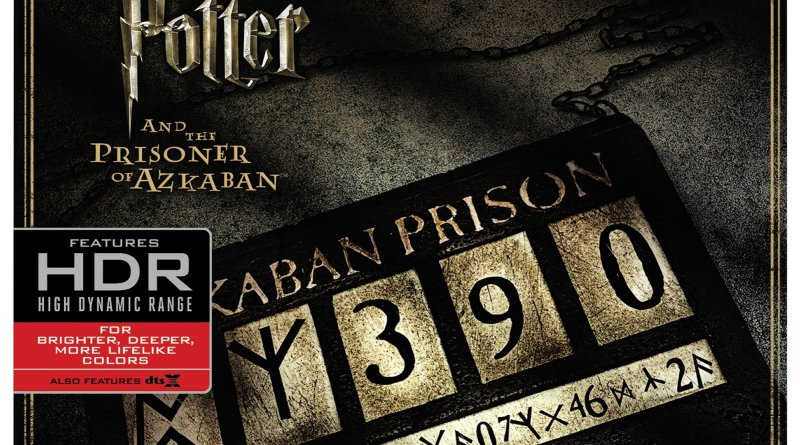 Harry Potter And The Prisoner Of Azkaban 4K Ultra HD/Blu-Ray/Digital HD (Warner Bros. Pictures)