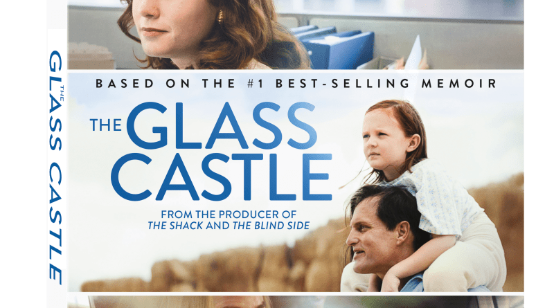The Glass Castle Blu-Ray/DVD/Digital HD (Lionsgate Home Entertainment)