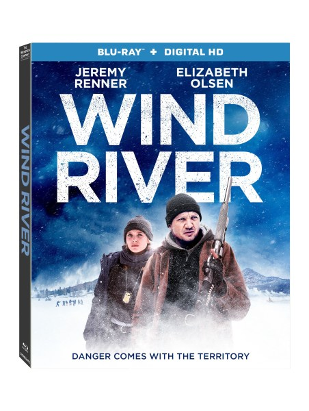 Wind River Blu-Ray/Digital HD (Lionsgate Home Entertainment)