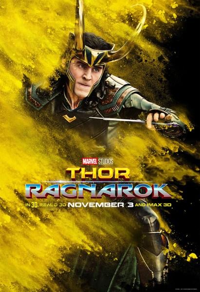 Tom Hiddleston as Loki (Marvel Studios)