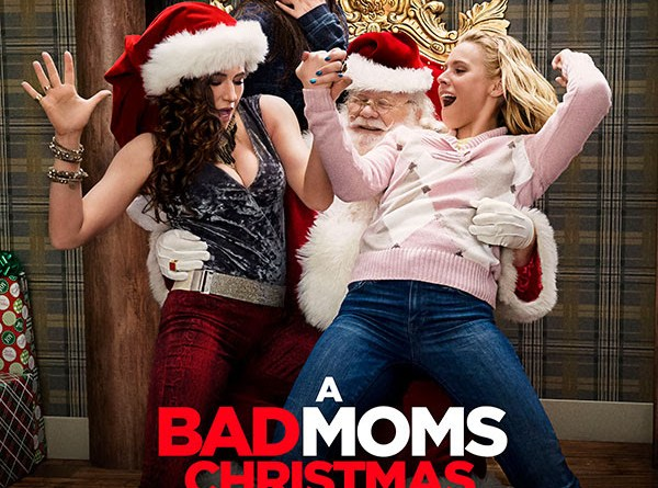 A Bad Moms Christmas poster (STX Films/STX Entertainment)