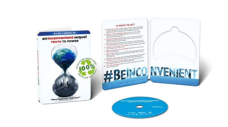 An Inconvenient Sequel: Truth To Power Blu-Ray/Digital HD (Paramount Home Entertainment)