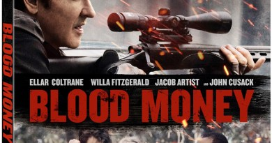 Blood Money Blu-Ray/Digital HD (Lionsgate Home Entertainment)