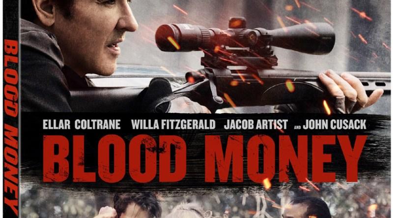 Blood Money Blu-Ray/Digital HD (Lionsgate Home Entertainment)
