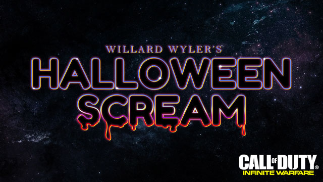 Call of Duty: Infinite Warfare - Willard Wyler's Halloween Scream Event