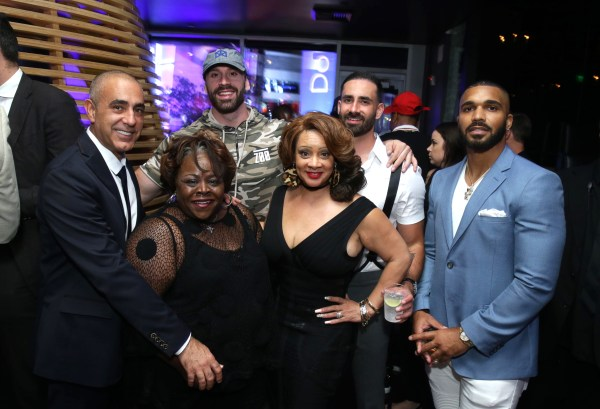 Lionsgate World Premiere of Tyler Perry's 'Boo 2! A Madea Halloween' After Party at the Conga Room, Los Angeles, CA, USA - 16 October 2017