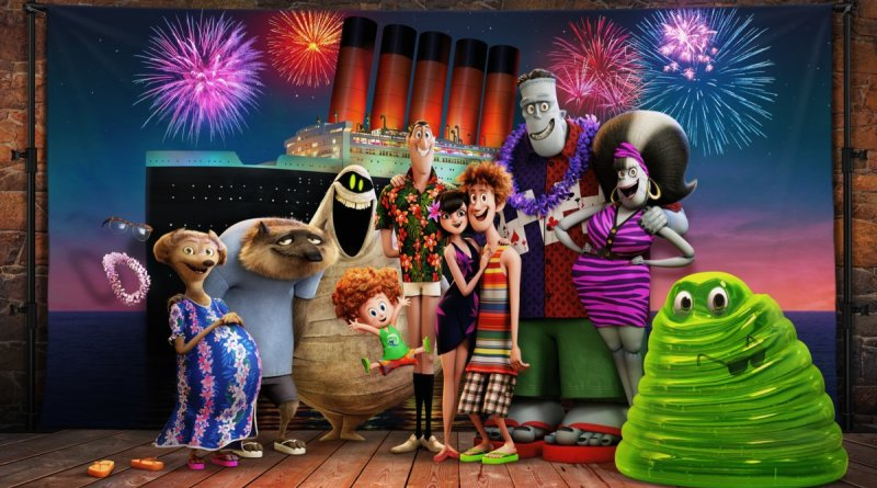 Hotel Transylvania 3 (Sony Pictures Animation)
