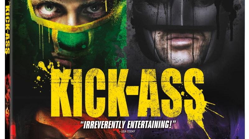 Kick-Ass 4K Ultra HD/Blu-Ray/Digital HD (Lionsgate Home Entertainment)