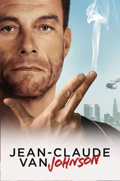 Jean-Claude Van Damme poster (Amazon Prime Video)