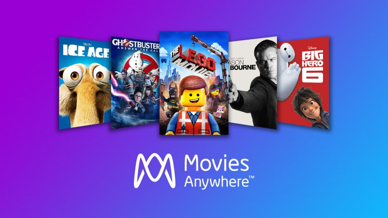 Movies Anywhere Givewaway