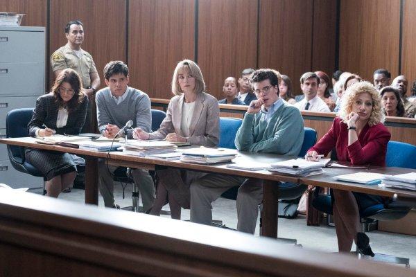 Law & Order True Crime: The Menendez Murders - Season 1Law & Order True Crime: The Menendez Murders - Season 1