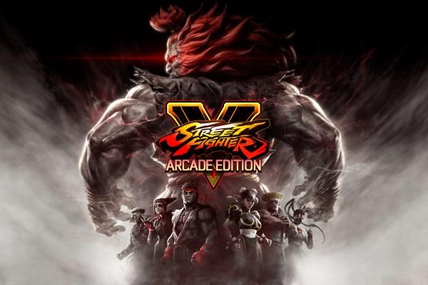 Street Fighter V: Arcade Edition (Capcom)