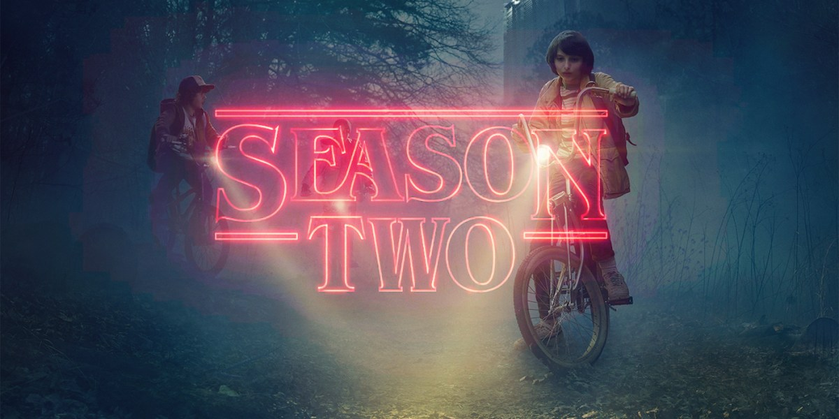 Stranger Things 2 New Trailer - Netflix