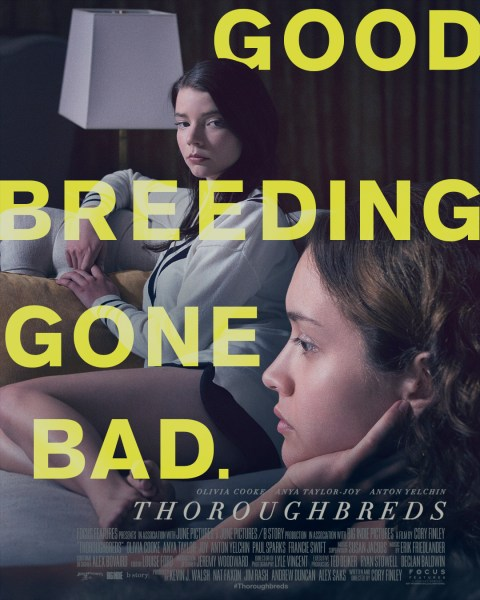 Throughbred poster (Focus Features)