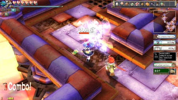 Zwei: The Ilvard Insurrection still (XSEED Games)