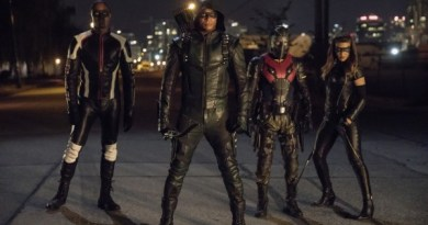 """Arrow 6.03 Preview """"Next of Kin"""" – The CW"""