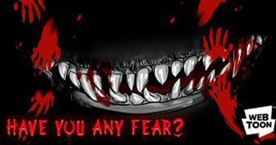 Sinister Twist on Classic Nursery Rhymes, 'Have You Any Fear?' Comic Launches on LINE Webtoon