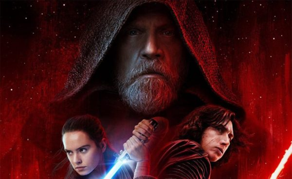 Star Wars: The Last Jedi poster (Lucasfilm)