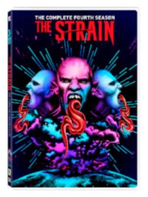 The Strain Season 4 (20th Century Fox Home Entertainment)