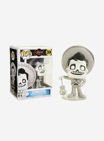 Funko Pop! Disney Pixar Coco Ernesto Vinyl Figure