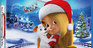 Mariah Carey's All I Want For Christmas Is You Blu-Ray/DVD/Digital HD (Universal Pictures Home Entertainment)