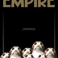 Empire Star Wars: The Last Jedi subscriber's cover