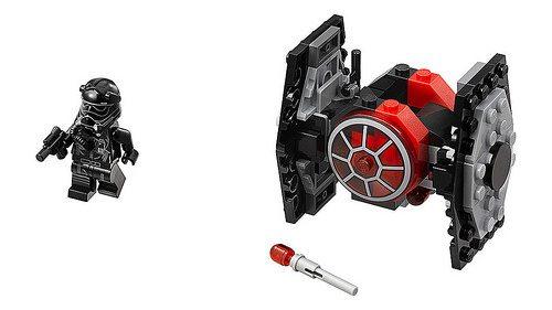 LEGO Star Wars First Order TIE Fighter 75195