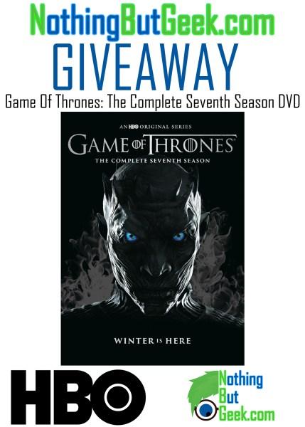 NothingButGeek.com Game Of Thrones DVD Giveaway (HBO)