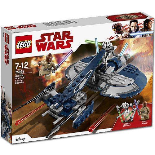 LEGO Star Wars General Grievous Combat Speeder 75200