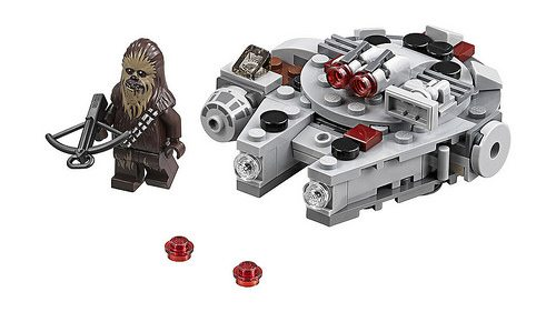 LEGO Star Wars Millennium Falcon Microfighter 75194
