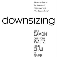 Downsizing poster (Paramount Pictures)
