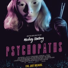 Psychopaths poster (Samuel Goldwyn Films)