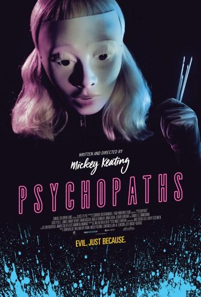 Psychopaths poster (Samuel Goldwyn Films)
