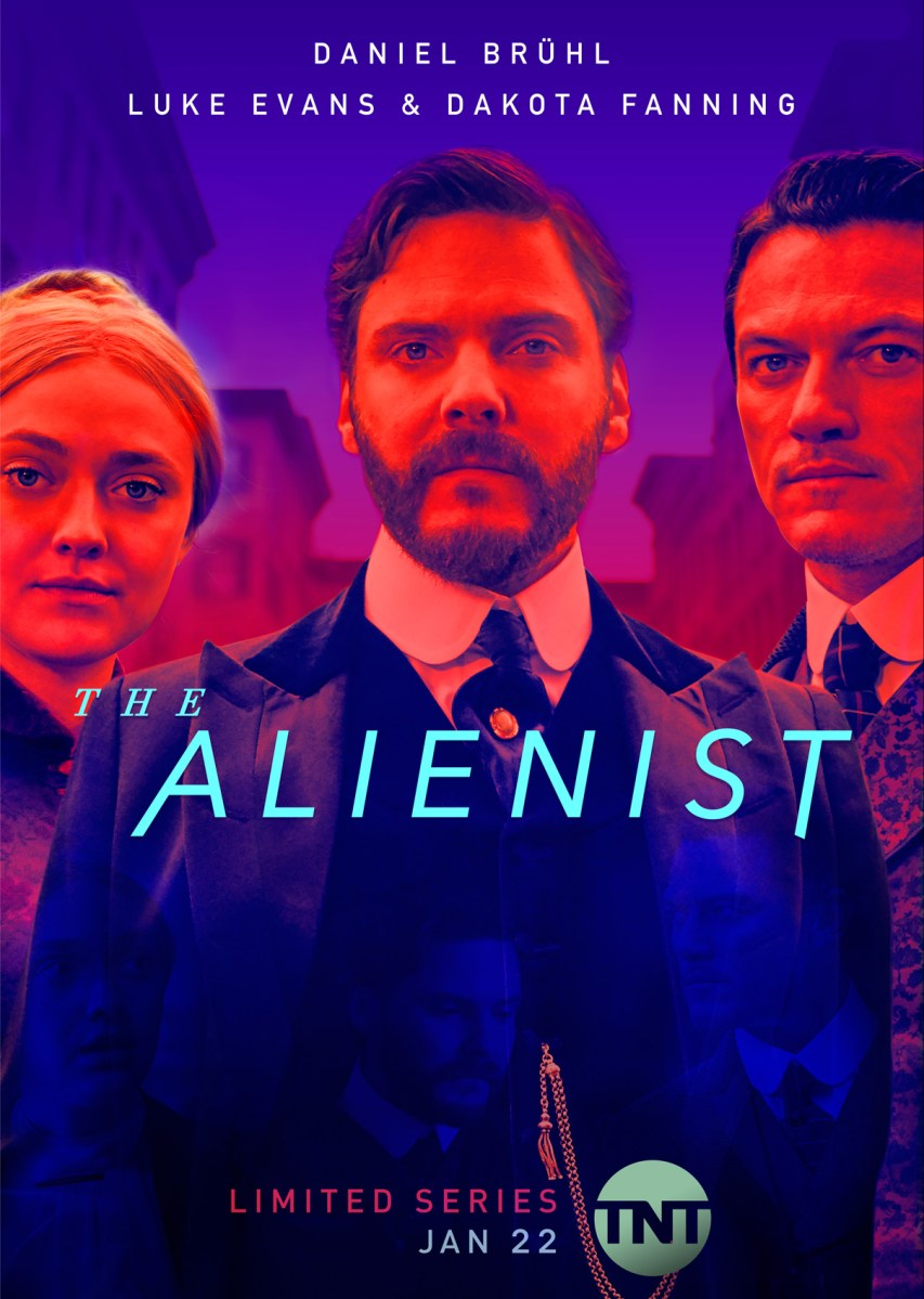 TNT Releases New Poster And Trailer For The Alienist