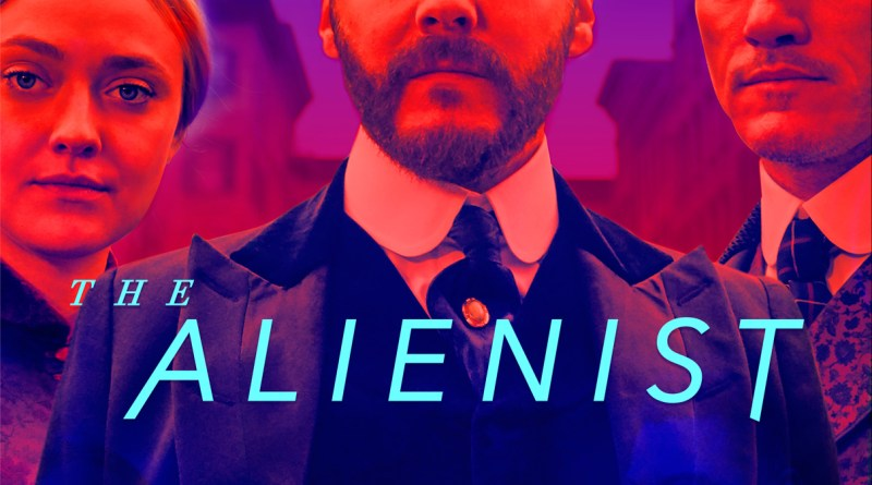The Alienist poster (TNT/Turner)