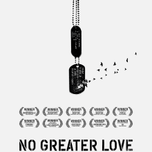 No Greater Love poster (Atlas Distribution Company)