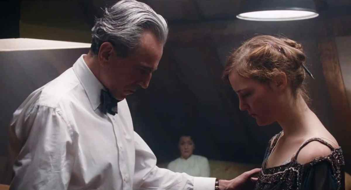 New Footage From Phantom Thread Released
