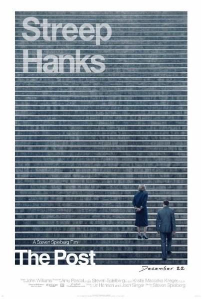 The Post poster (20th Century Fox)