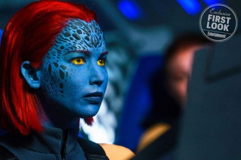 Entertainment Weekly X-Men: Dark Phoenix First Look