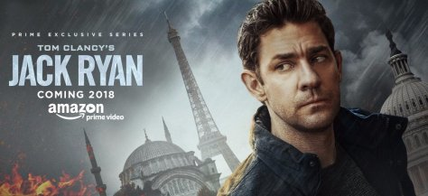 Jack Ryan op Amazon Prime Video