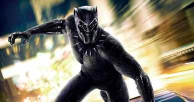 Black Panther Japanese Trailer
