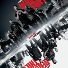 Den Of Thieves poster (STX Films/STX Entertainment)