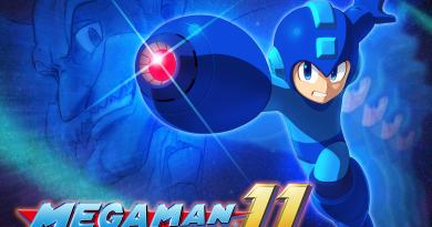 Mega Man 11 (Capcom)