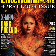 Entertainment Weekly X-Men: Dark Phoenix First Look
